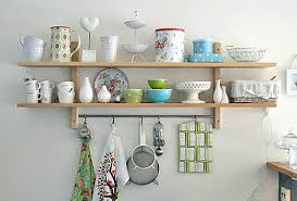 kitchen wall shelves ideas kitchen shelves ideas progood