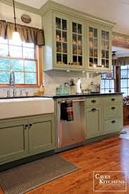 avocado green kitchen cabinets green cabinet kitchen spurinteractive com