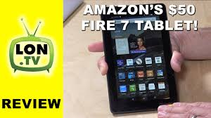 150 dollar tv amazon black friday amazon u0027s new 50 fire 7 tablet review complete tablet for only