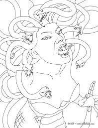 greek mythology coloring page free download