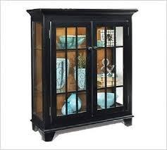 Ideas Design For Lighted Curio Cabinet Amazing Of Glass Door Console Cabinet Lighted Curio Cabinet