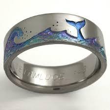 titanium colored rings images Resilient and stylish titanium rings aelida jpg