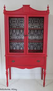 Red Cabinets Kitchen by 35 Best Red Painted Furniture Images On Pinterest Painted