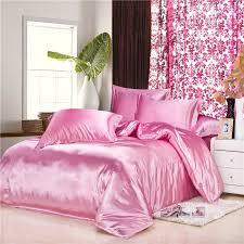 Solid Pink Comforter Twin Pink Sheet Sets Pink Luxury S Lace Ruffle Tulle Bowtie Princess
