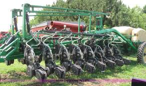 Great Plains Planter by Great Plains Yield Pro 1625 Twin Row Planter Item A5175