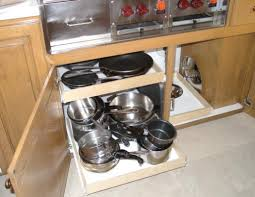 Kitchen Sliding Shelves by Sliding Shelves