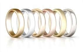 wedding ring metals to choose for beautiful jewelry what wedding ring metals metal to