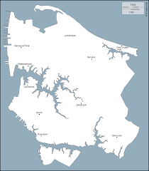 Map Of Norfolk Virginia by Norfolk Free Map Free Blank Map Free Outline Map Free Base Map
