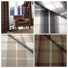 Marks And Spencer Upholstery Fabric Check Upholstery Fabric Ebay