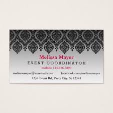 Event Business Cards Event Specialist Business Cards U0026 Templates Zazzle