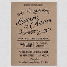 Wedding Invitation Design Rustic Wedding Invitations Templates Rustic Wedding Invitations