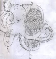octopus tattoo sketch by toddykins on deviantart