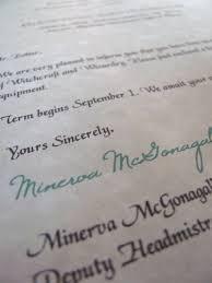the 25 best hogwarts letter template ideas on pinterest harry
