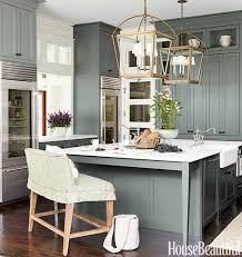satin nickel white kitchen love everything about this how to mix metals in a kitchen