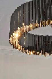 Crystal And Gold Chandelier Gold Modern Chandelier Nice Golden Light Facet Chandelier Black
