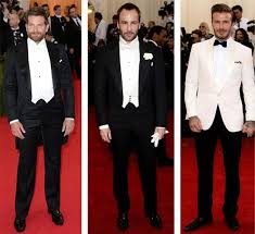 a guide to black white tie dress codes for men