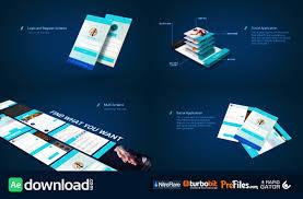 app presentation mockup kit videohive free download free