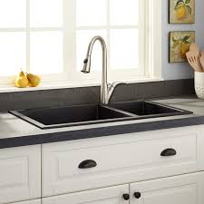 Black Kitchen Sink Faucets by 34