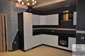 l shaped kitchen designs with breakfast bar also ceramic floor