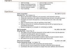 Successful Resume Examples by Download Good Sample Resume Haadyaooverbayresort Com