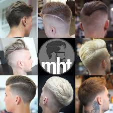 gents hair style back side of men s haircuts