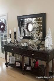 Christmas Decor Home Tour Makoodle
