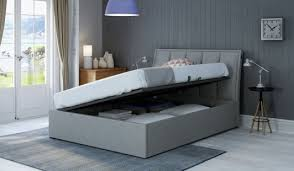 Double Ottoman Bed Harlow Ottoman Bed Frame Bensons For Beds