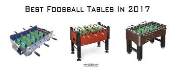 space needed for foosball table best foosball tables in 2018 the ultimate buying guide