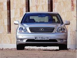 lexus ls430 used car review 2005 lexus ls430 interior review catalog cars