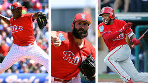 questions phillies face as spring training nears its end nbc