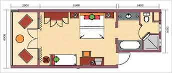 plan chambre d hotel hotel veranda paul et virginie 3 ile maurice hotel 3 etoiles ile