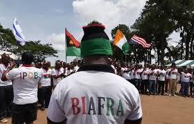 Biafra Flag Nigeria U0027s Military Says It Didn U0027t Call Biafra Separatists