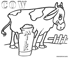 milk coloring pages coloring pages to download and print