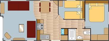 static caravan floor plan europa willow ebcs leisure