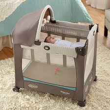Mini Cribs With Storage by Graco Travel Lite Portable Crib Winslet Walmart Com