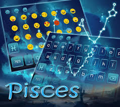 zodiac themes for android pisces zodiac keyboard theme apps on google play