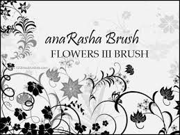 floral ornament brushes for photoshop cs5 photoshop free brushes