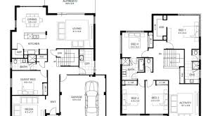 32 5 bedroom house plans with media room master bedroom plans 4