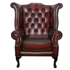 Red Leather Chair Leather Chairs U2013 Helpformycredit Com