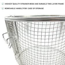 Kitchen Sink Drain Catcher by Kitchen Strainer Basket Bathroom Sink Strainer Basket Sink