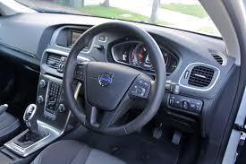 volvo hatchback interior volvo v40 d4 review caradvice