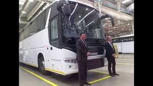 volvo bangalore address scania u0027s new bus manufacturing facility in bangalore youtube