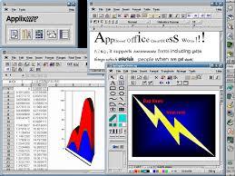 Wordperfect Spreadsheet Office Wars Applixware And Staroffice Linux Journal