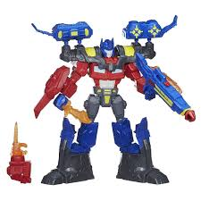 transformers robots in disguise power surge optimus prime and