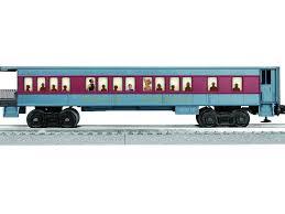 lionel o the polar express passenger set w bluetooth 6 84328