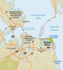 virginia map map of virginia va virginia vacation guide
