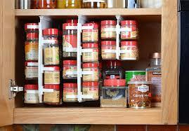 Kitchen Cabinets Ideas  Kitchen Cabinet Spice Rack Organizer - Kitchen cabinet spice storage