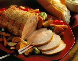 Roast Vegetable Recipe by Harvest Pork Roast With Vegetables Pork Recipes Pork Be Inspired