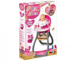 chaise haute poup e bn chaise haute baby accessoires de poupées produits