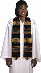 custom stoles black history month kente stoles
